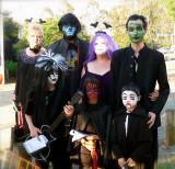 scary family