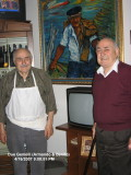 Twin Brothers - hotel owners - Riomaggiore
