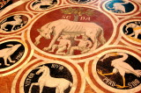 Floor in Siena Cathedral