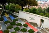 St. Bernard Parc, Cubist Garden at Villa Noilles - Hyeres (2008)