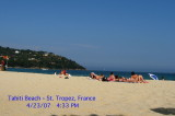 Tahiti Beach - St Tropez (2007)