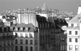A view from the Pompidou