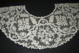 Lace collar - Lace museum - Bruges