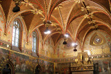 Town Hall interior - Bruges