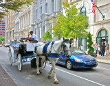 Horse & Horseless Carriages