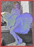 Marilyn in Kennett
