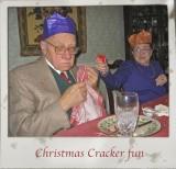 Christmas Cracker fun