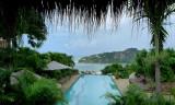 View From Bistro La Canoa