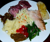 Turkey & Ham Plate