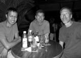 Cesar, Joe, Brian