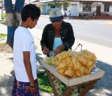 Vendor In The Park