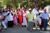 Palm Sunday in SJDS, Nicaragua