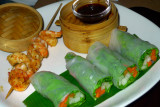 Shrimp & Veggie Rolls