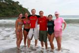 UMKC Students at Remanso Beach