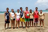 Championship Beach Volleyball, Nicaragua