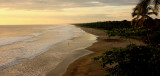 Sunset on Montelimar Beach