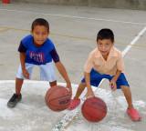 Basketball Duo