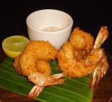 Crispy Panko Shrimp