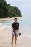 IMG_9661cesarbeach.JPG Bocas del Toro, the Islands