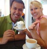 Coffee at Multi Plaza