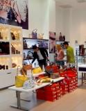 Shopping at Multi Plaza