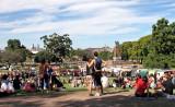 A Sunny Sunday In Recoleta