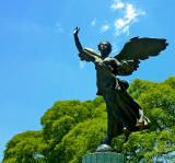 Angel in Centenario Park