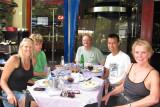 Lunch in Recoleta