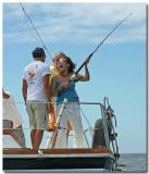 A Day Of Fun And Sun, Sailing In Nicaragua