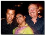 Cesar, Mayling, Dan