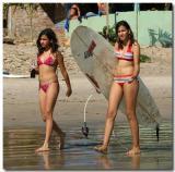 Fun On The Water In Nicaragua