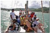 UMKC Students Sailing