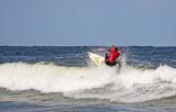 Surfing in Uruguay