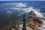 Shadow of the lighthouse