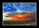 High Plains Brushfire
