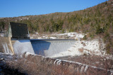 DSC02643 - Hydro Dam at Petty Harbour