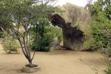DSC01271 - Unusual rock at Casibari (Like a Hippo's mouth?)
