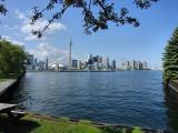 Toronto from Hanlan's Point 1