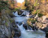Bowring Park Waterfalls HDR Landscape 11X14