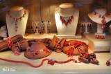 coral jewelery  in Capri