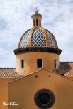 classic mosaic  dome