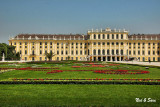 rear of the Schonbrunn Palace