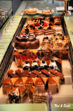pastries at Demel shop