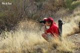 photog in the bush