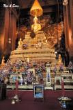 bronze Buddha - wat pho