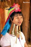 Padong Karen woman