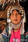 headdress of the Lahu Shi Balah tribe