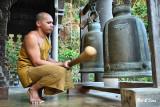 ringing the monastery bells