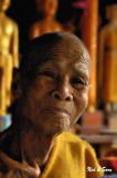 elder monk - Lon Than village