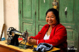 friendly  seamstress